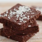 Brownies backen ohne Mehl